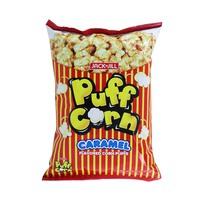 Jack n' Jill Puff Corn Caramel Flavored 75g