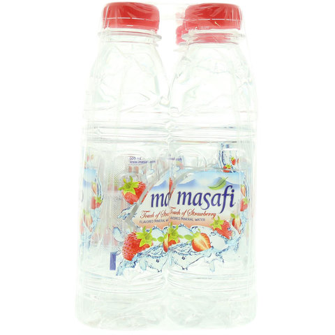 Masafi-Touch-of-Strawberry-Flavored-Water-500mlx6