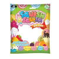 Power Joy Squish Squish Food Big Pack (Assorted)