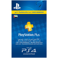 Sony PlayStation Plus 90 Days Membership