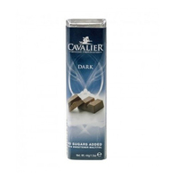 Cavalier Chocolate Bar Dark No Sugar 44GR
