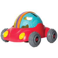 Playgro Junyju Rattle & Roll Car
