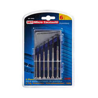 Lampa Precision Screwdriver 6 Pieces