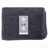 TEX Bath Towel 70x140 Anthracite
