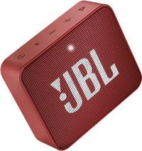 مكبر صوت لاسلكي جي بي إل GO 2 مقاومة للماء لون أحمر