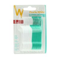 Pearlie White Floss 24 Picks
