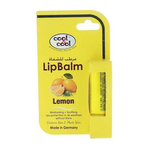 Cool-&-Cool-Lemon-Lip-Balm-4.8G