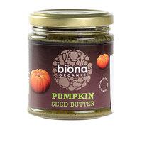 Biona Organic Pumpkin Seed Butter 170g