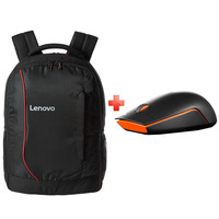 Lenovo BackPack B3055+Wireless Mouse