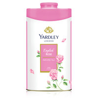 Yardley English Rose Perfumed Talc 250g