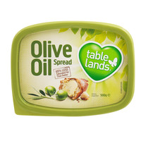 Table Lands Olive Oil Spread 500g