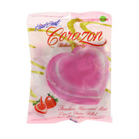 HartBeat Corazon Strawberry flavored Mint Beloved Candy 150g