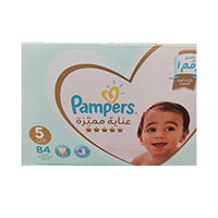 Pampers Diapers Premium Care Mega Box Size 5 84 Pieces