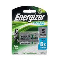 Energizer Extreme Recharge Battery AA NHI ERP2 2 Pack