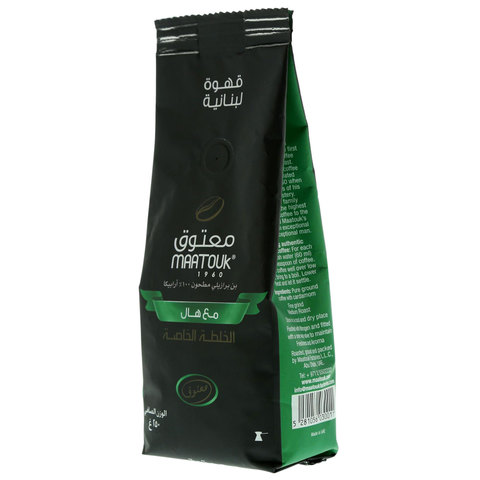 Maatouk-Lebanese-Coffee-with-Cardamom-Private-Blend-250g