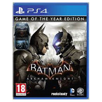Sony PS4 Batman: Arkham Knight Game of the Year Special Edition