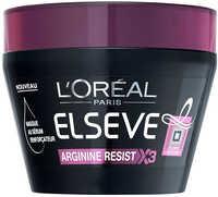 L'oreal Elvive Arginine Resist 3 Pieces Hair Mask 300 ml