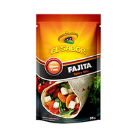 El Sabor Fajita Spice Mix 35GR