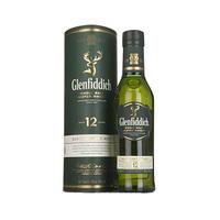 Glenfiddich 12 Years Old Single Malt Scotch Whisky 37.5CL