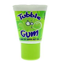 Lutti Tubble Apple Bubble Gum 35g