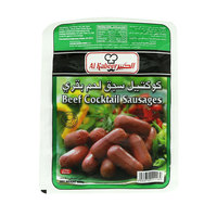 Al Kabeer Beef Cocktail Sausages 400g