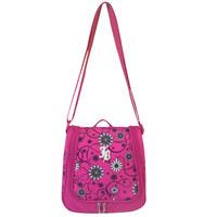 Janboots Pink Floral Lunch Bag