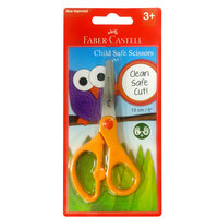 Faber Castell Child Safe Scissors (Assorted)