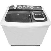 Midea 12KG Top Load Washing Machine Semi-Automatic Twin Tub MTE120P1201Q