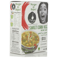 Ching's Secret Instant Soup Sweet Corn Vegetable 60g