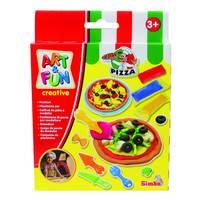 Art & Fun Dough Set Pizza