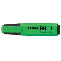 Zebra Highlighter Green Fm1