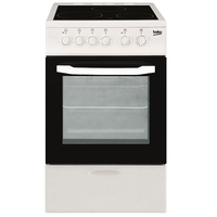 Beko 50X50 Cm Electric Cooker CSS48100 GW