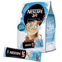 Nescafe 3in1 Classic Ice Instant Coffee Mix Sachet 20gx20
