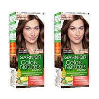 Garnier Color Naturals Creme Hair Coloring Nude Medium Brown No 5.132 X2-15% Off