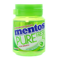 Mentos Pure Fresh Chewing Gum 56 g
