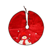 Tree Skirt Assorted 78CM