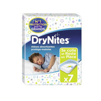 Drynites Baby Bed Mats Mcfly 7 Pieces
