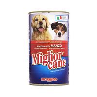 Miglior Cane Bocconi Manzo 1250GR