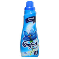Comfort Concentrated Iris And Jasmine Fabric Conditioner 750ml