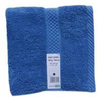 Tendance's Bath Sheet 80x160cm Royal Blue