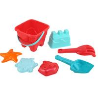 Color Beach Toys 7 Pcs Set