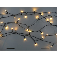 Outdoor Lv 24.53M 224Led Ww Light Chain 8Functions N82C