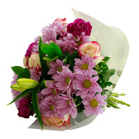 Fresh Bouquet Pink