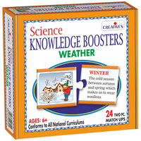 Creative's Science Knowledge Booster Weather  (Multicolor)