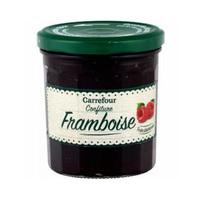 Carrefour Jam Raspberry 370 Gram