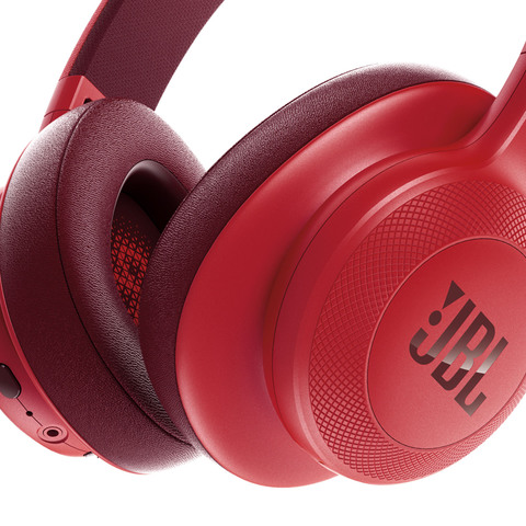 JBL-Bluetooth-Headphone-E55BT-Red