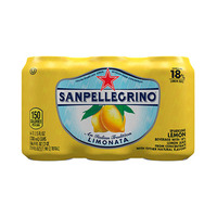 San Pellegrino Sparkling Water Assorted 33CL 5 + 1 Free