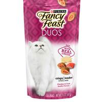 Purina Fancy Feast Duos Crab & Cheese 60g