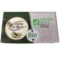 Isigny Sainte Mere Organic Sweet Butter 200g