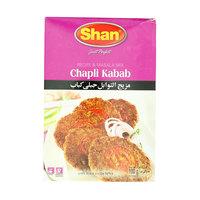 Shan Chapli Kabab Recipe & Masala Mix 100g